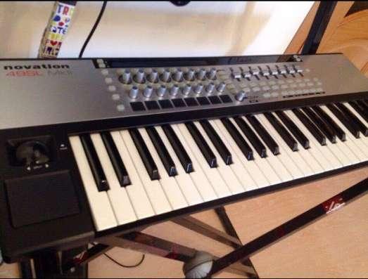 Миди клавиатура Novation 49 SL Mkii