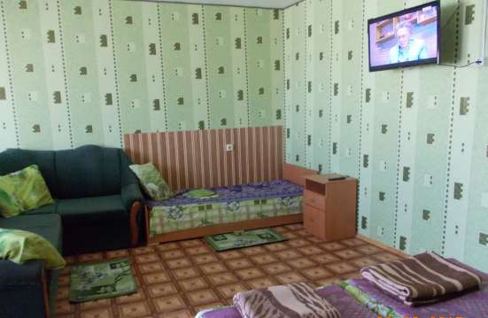 Комнаты для летнего отдыха в Береговом (Феодосия) Фото 3