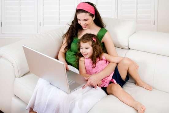 Работа в интернете с обучением, частичная занятость