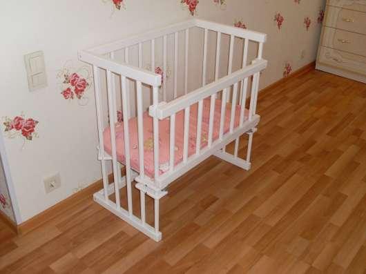 """Приставная кроватка """"Мама рядом"""""""
