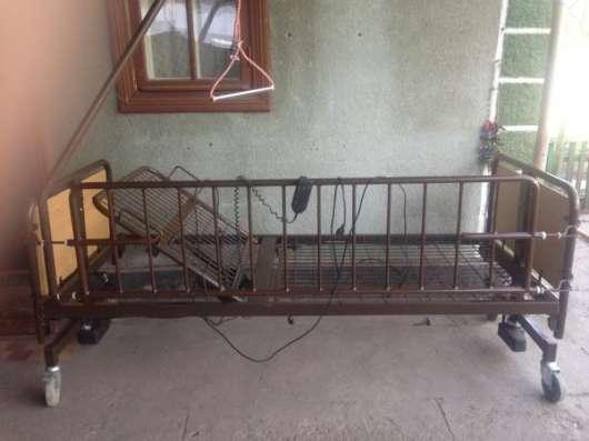 Прокат инвалидна коляска,медицинска кроват,перевозка больных в г. Одесса Фото 1