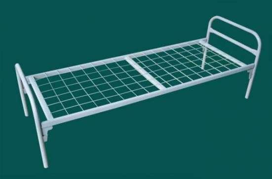 Кровати металлические для лагеря, кровати для гостиницы, кровати оптом, кровати для рабочих, кровати для турбаз. От производителя.