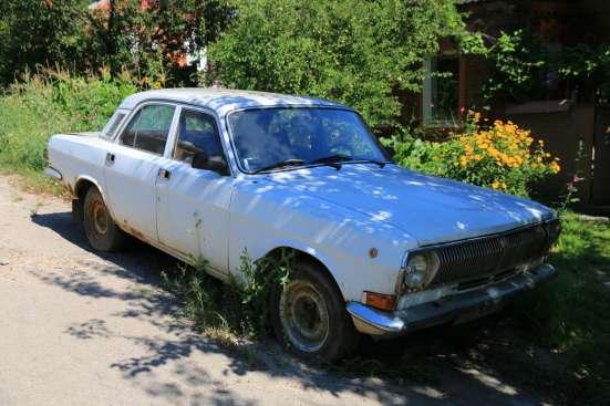 ГАЗ 2410 с усиленной ходовой