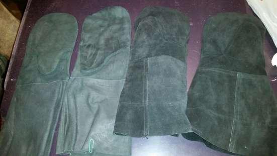 Сварочные костюмы, краги (новые) в Сургуте Фото 2