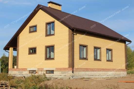 Строительство домов, коттеджей в Рязани Фото 5