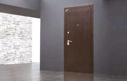 Входные двери Zetta в Санкт-Петербурге Фото 2