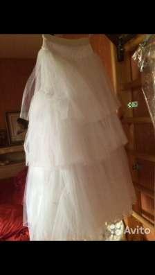 Платье свадебное 42-44 в Москве Фото 1