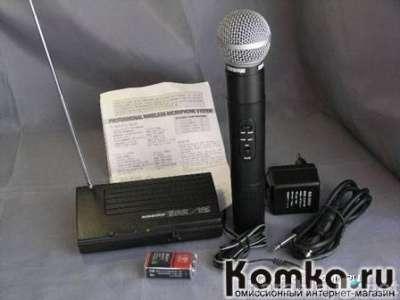 SHURE SH 200 радиосистема-1 микрофон