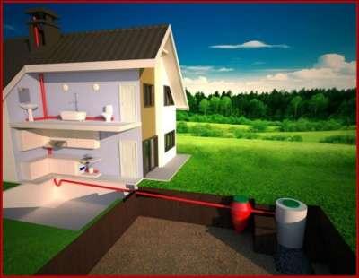 Автономная канализационная система
