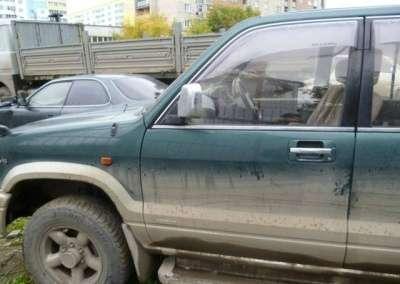 подержанный автомобиль Isuzu BIGHORN, цена 350 000 руб.,в Новосибирске Фото 2