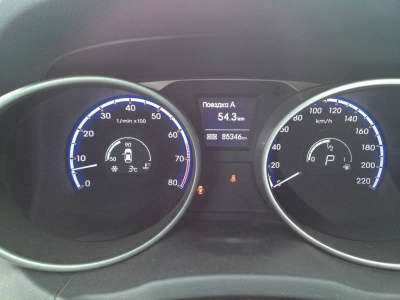 автомобиль Hyundai ix35, цена 873 000 руб.,в Белгороде Фото 1