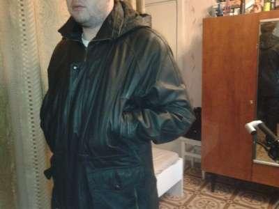 Куртка кожаная мужская в Новосибирске Фото 1