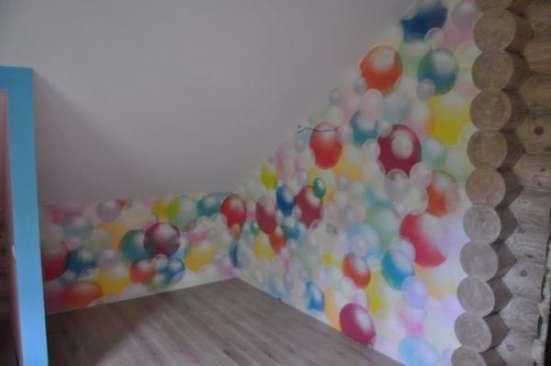Дизайн интерьера и художественная роспись стен в Иванове Фото 1