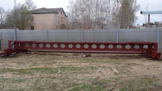 Кран-балки,тележки к ним, тельфера в любом состоянии в Нижнем Новгороде Фото 1