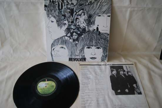 BEATLES- Made In Japan