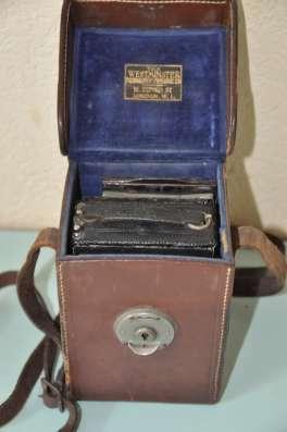 Старая Фотокамера Ica