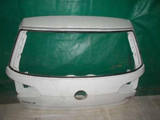 Volkswagen Golf 7 Крышка багажника б/у Оригинал