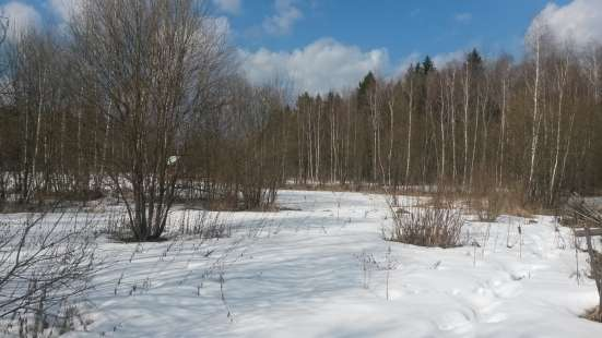 Дачный участок в СНТ в Обнинске Фото 1