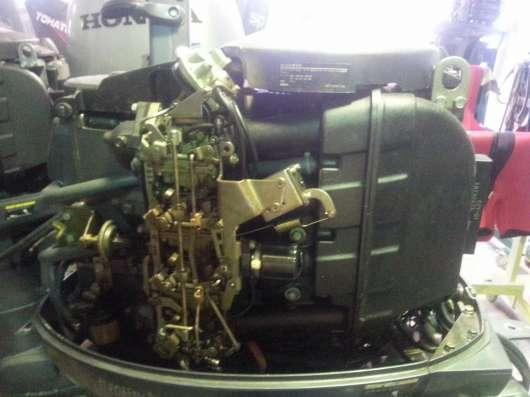 Продам лодочный двигатель YAMAHA 50