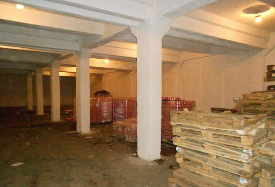 Производственное помещение  460.7 м2 в аренду  у метро Нарвс