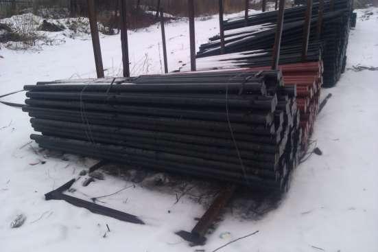 Столбы для заборов в Москве Фото 2