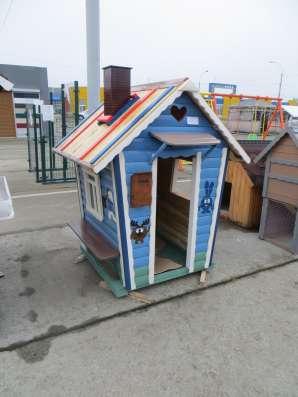 Детские домики, горки в Екатеринбурге Фото 2