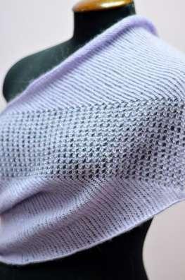 шарф снуд труба ручная работа в Саратове Фото 3