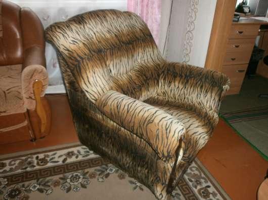 Продам Кресло (цвет Тигровый), в Хорошем состоянии