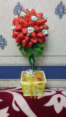 Топиарии и картины из искусственных цветов в Екатеринбурге Фото 2