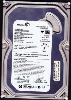Жесткий диск Seagate ST3250410AS Barracuda 7200.10