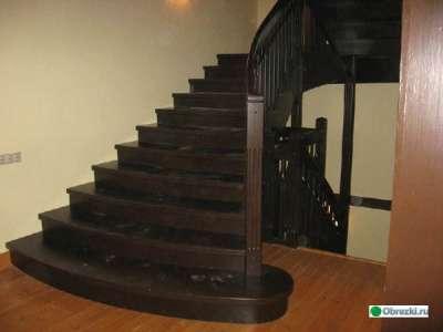 Лестницы для вашего дома и дачи Новая Лестница в г. Пушкино Фото 1