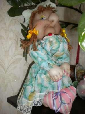 интерьерные куклы ручной работы в Чебоксарах Фото 6