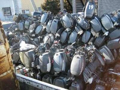лодочный мотор