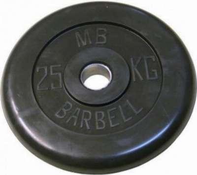 блины к штанге Barbell М В