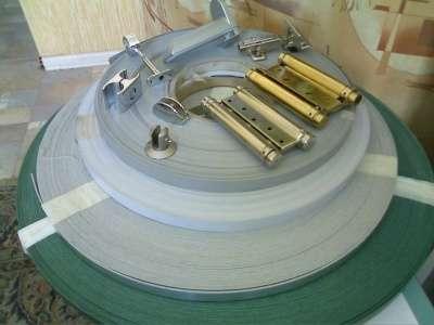 Кромка ПВХ для мебельного производства