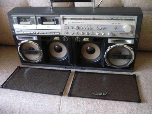 Продам магнитолу SHARP 909 в г. Алматы Фото 2