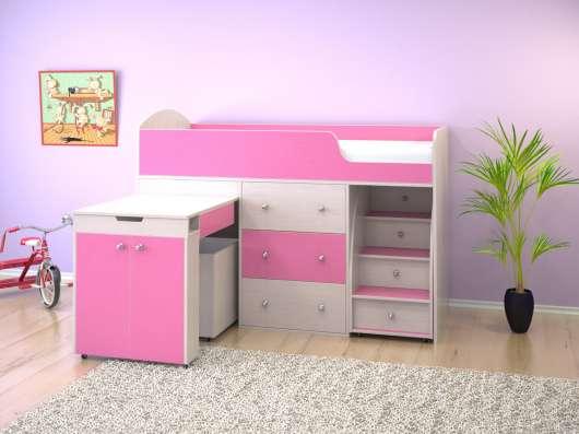 Кровать -чердак Малыш в Твери Фото 2