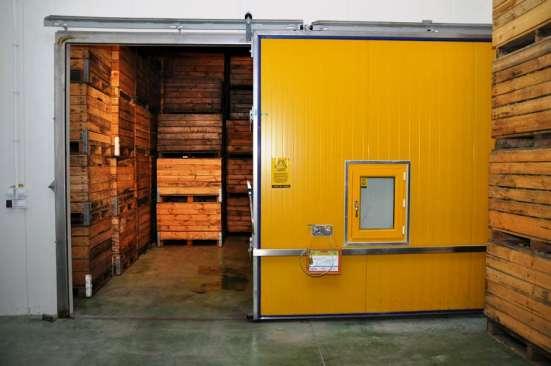 Холодильники для овощехранилищ в Крыму. Установка, гарантия