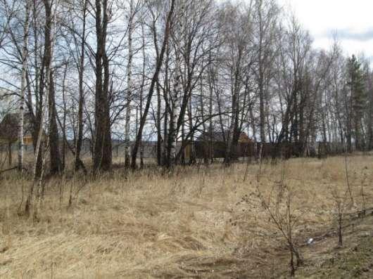 Продается земельный участок 30 соток под ЛПХ в д. Клементьево, Можайский р-он, 110 км от МКАД по Минскому шоссе. Фото 1