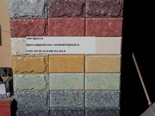 Производство блоков -оборудование в Великом Новгороде Фото 3
