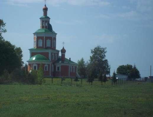 Продается земельный участок 12,5 соток (под ЛПХ)в деревне Тропарево, Можайский район, 110 км от МКАД по Минскому шоссе. Фото 1