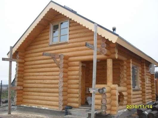 Строительство теплых и уютных домов, бань, беседок