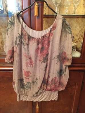 Женская шёлковая блуза в Москве Фото 1