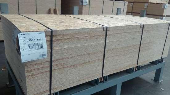 Плита Osb-3 2500х1250х22мм