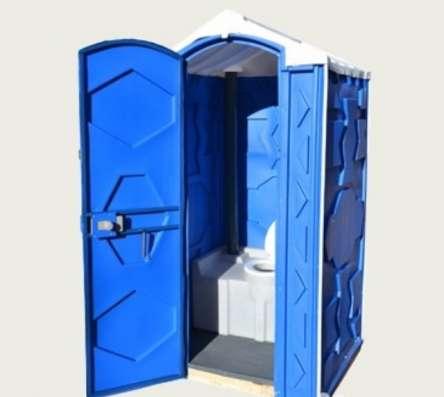 Туалетная кабина - биотуалет для дачи или стройки в Москве Фото 2