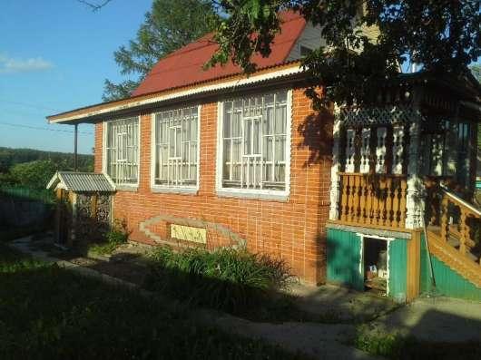 Продам дом в д. Городище