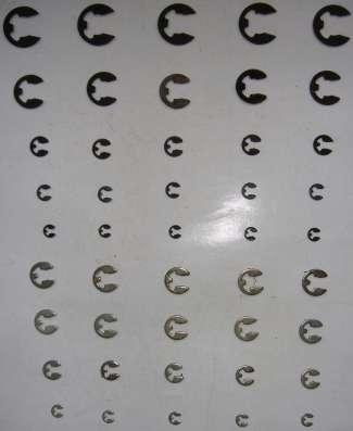 Шайбы упорные быстросъёмные на валы, ГОСТ 11648-75, DIN 6799