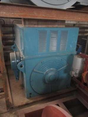Продаём электродвигатели АО3 250 кВт; 750 об/мин; 380/660 В