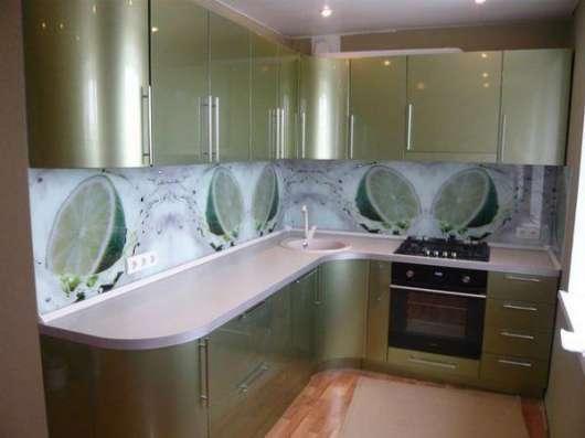 Кухонный гарнитур под заказ в Омске Фото 2