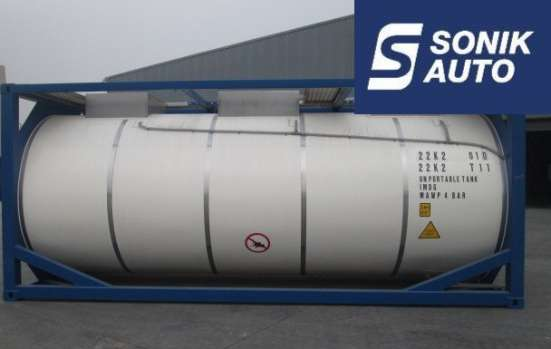 Танк-контейнер для компонентов эмульсионных ВВ, модель Т11